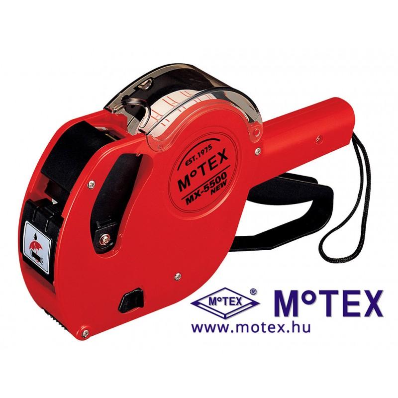 motex eredeti árazógép
